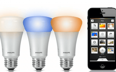 Add some colour to your lighting with Phillips Hue light bulbs