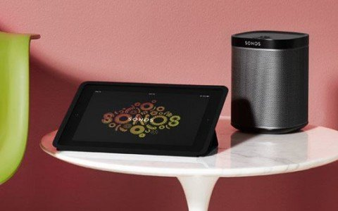 Set up a simple whole home audio system with Sonos