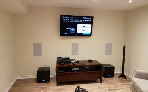 Denon's Audyssey eVR balances your home theater sound to give you live action sound distribution.